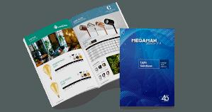 Nuevo catálogo de lamparas, luminarias y driver de Megaman Eléctrica