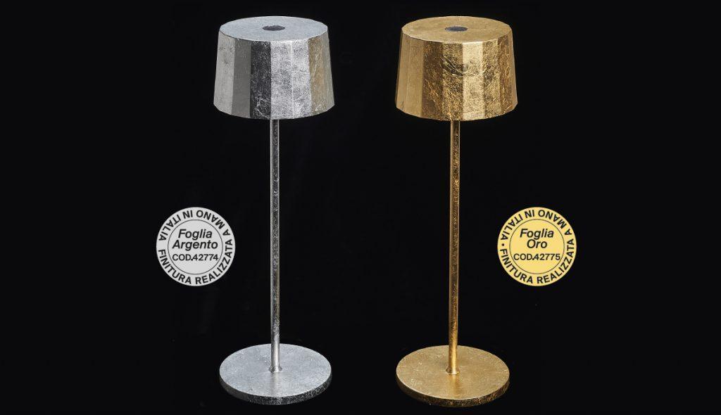 twiggy oro y plata MarinoCristal