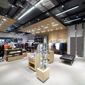 Iluminación para retails de collingwood lighting