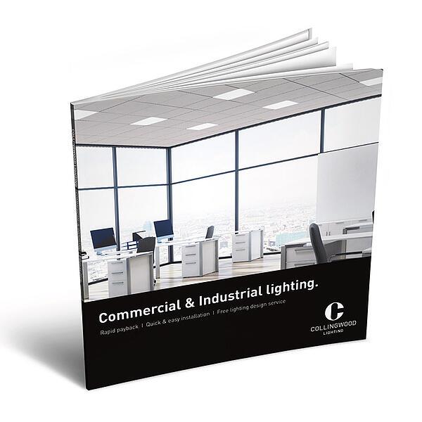 Nuevo catálogo de iluminación de collingwood lighting